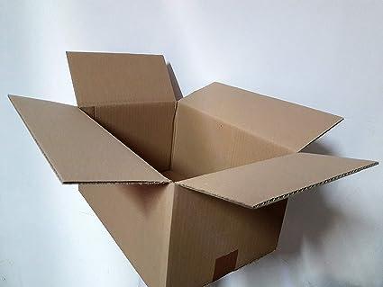 10 pieza Cajas de Cartón 380 x 250 x 200 mm