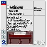 Beethoven : Célèbres Sonates pour piano (Coffret 2 CD)