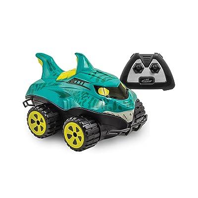 Kid Galaxy 2.4 Ghz Mega Morphibian Shark Remote Control Vehicle: Toys & Games