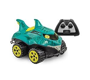 Kid Galaxy 2.4 Ghz Mega Morphibian Shark Remote Control Vehicle