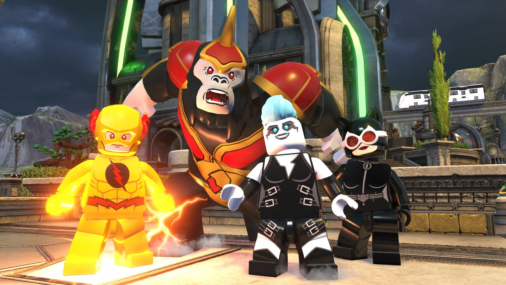 LEGO DC Super-Villains - PlayStation 4 by WB Games (Image #3)