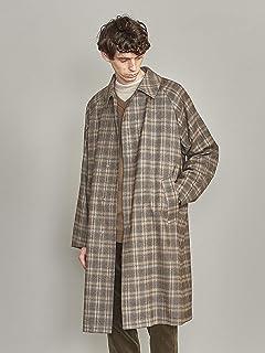 Plaid Raglan Coat 1225-139-8893: 1