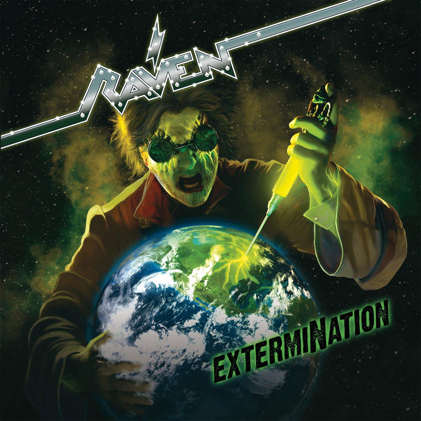 Vinilo : Raven - Extermination (With CD, 3PC)