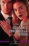 Colton's Cinderella Bride (The Coltons of Red Ridge Book 7)