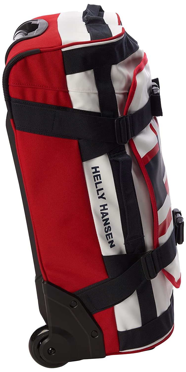 Amazon.com : Helly Hansen Duffel Trolley - White, 35 Large : Sports & Outdoors