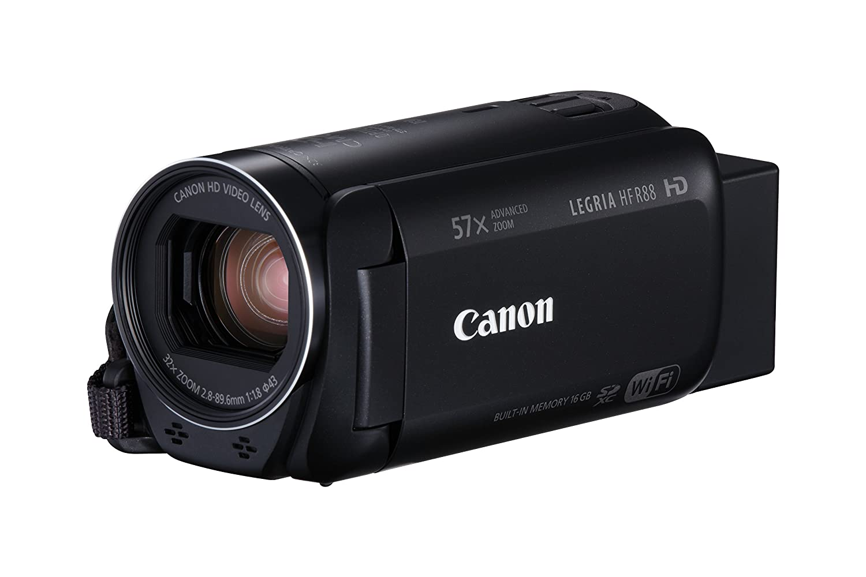Canon LEGRIA HF R88 3,28 MP CMOS - Videocámara (3,28 MP, CMOS, 25,4/4,85 mm (1/4.85