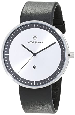 fb9a96887 Amazon.com  Jacob Jensen Strata Men s Watch 270  Watches