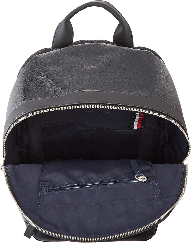W x H L Noir Sacs port/és /épaule homme Tommy Hilfiger Th Metro Backpack 0.1x0.1x0.1 cm Black