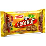 Parle Coconut Crunchy Biscuit, 72g (24g extra)