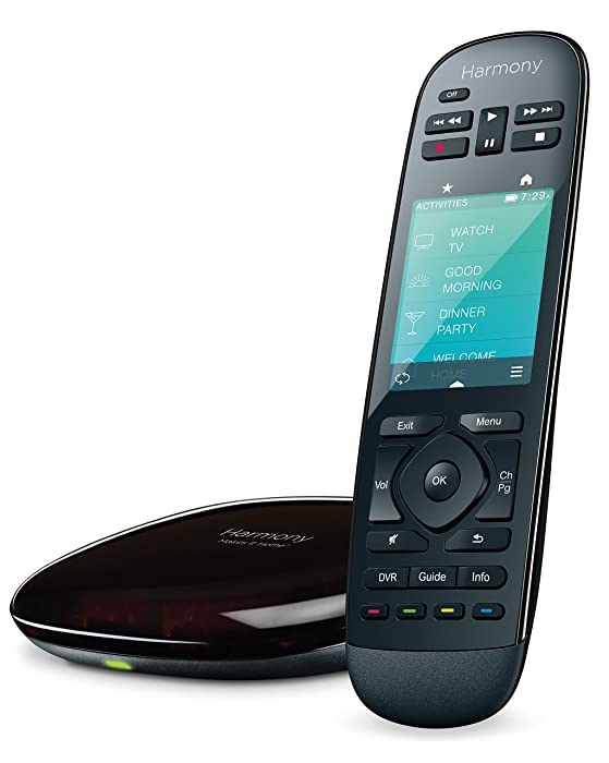 Top 10 Logitech  Harmony Ultimate Home Remote  Black