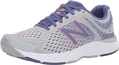 New Balance 680v6 Cushioning, Zapatillas para Correr para Mujer: Amazon.es: Zapatos y complementos