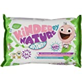 Jackson Reece Unscented Baby Wipes--10 x Packs of 64 (640 Wipes)