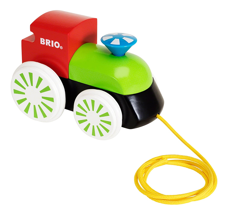 BRIO 30240 - Bunte Nachziehlok, bunt BRIO GmbH