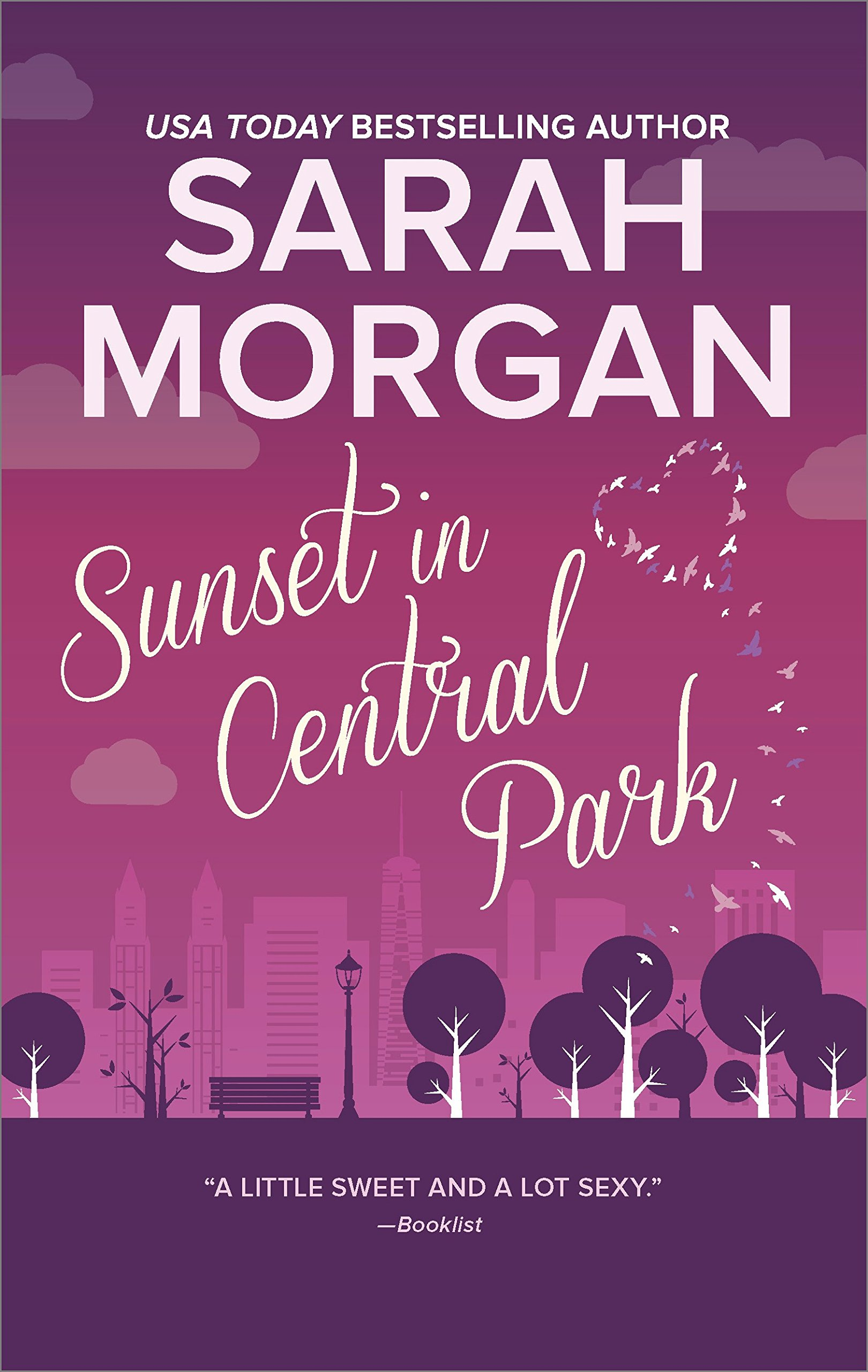 sunset in central park the perfect romantic comedy to curl up