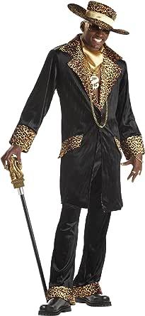California Costumes Men's Supa Mac Daddy Costume