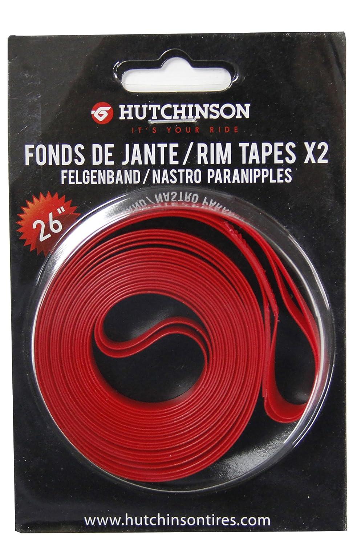 Hutchinson-2 Fonds de Jante 26 x16mm-Fonds de Jantes