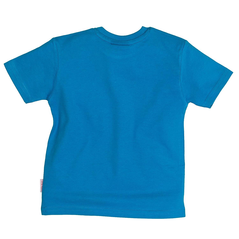 Farm Uni Print T-Shirt SALT AND PEPPER Baby-Jungen B L