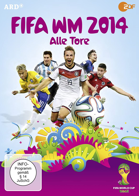 Amazon Com Fifa Wm 2014 Alle Tore Movies Tv