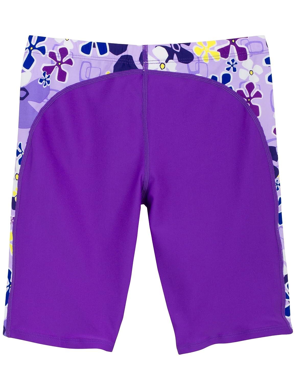 Protection Tuga Girls Two-Piece Long Sleeve Bathing Suit Set 2-14 Years UPF 50