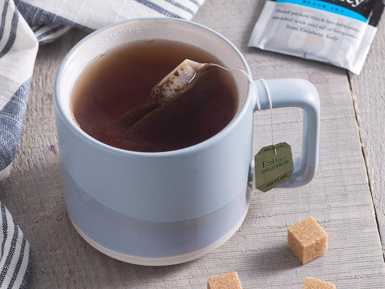 Bigelow Decaffeinated Earl Grey Tea Bags,Decaffeinated Individual Black Tea Bags
