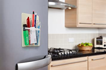 Kühlschrank Aufbewahrung : Amazon flexible magnetischer küchen kühlschrank aufbewahrung