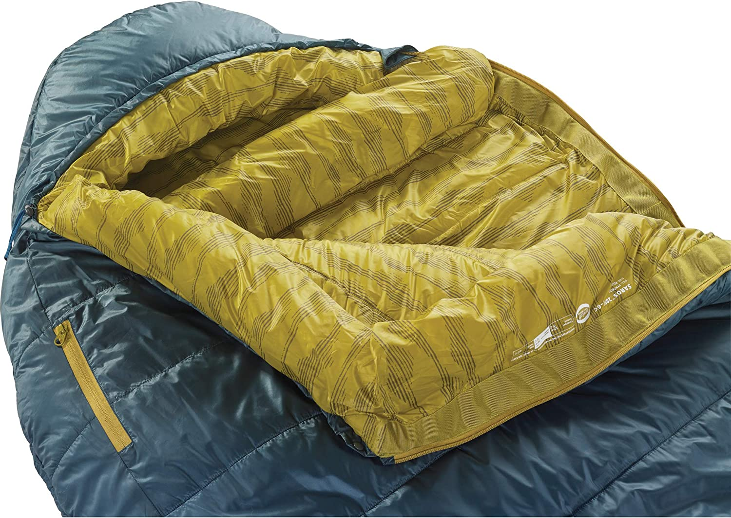 Therm-a-Rest Saros 20F//-6/°C Sac de couchage synth/étique Taille normale