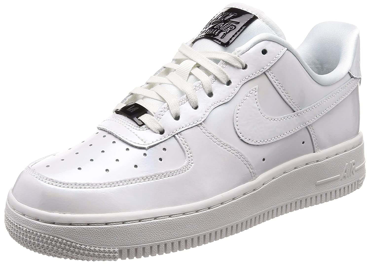 Nike Woherren WMNS Air Force 1 07 LX Summit Weiß Summit Weiß 6.5 US