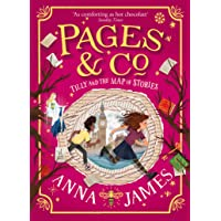 Pages & Co. (3) - Tilly and the Map of Stories: Book 3