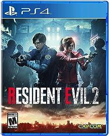 Resident Evil 2 - PlayStation 4: Capcom U S A Inc     - Amazon com