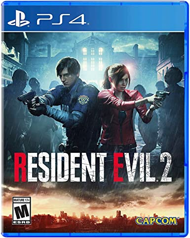 Amazon Com Resident Evil 2 Playstation 4 Capcom U S A Inc