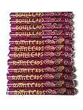 Nestle's Wonka Bottle Caps Soda Pop Candy 12 Rolls