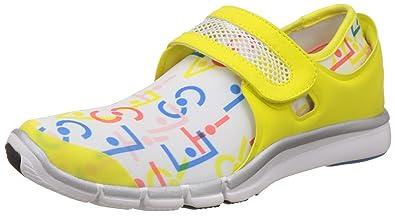 adidas Stellasport Zais by Stella McCartney Femmes Chaussures de course-Yellow-38 y5xal