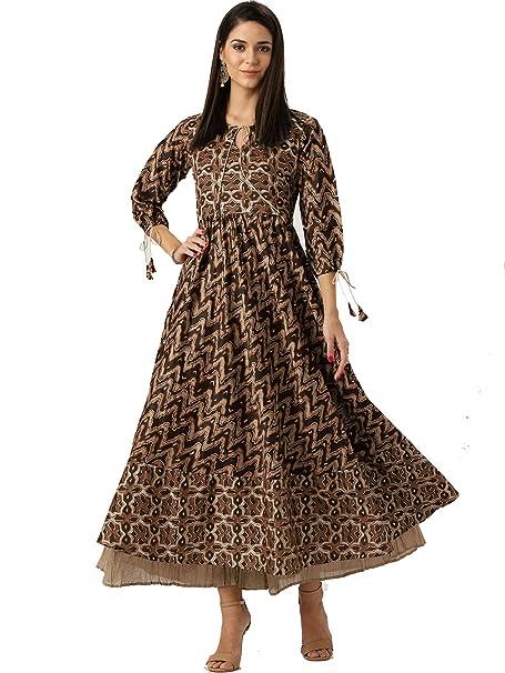60f39fc8160b Designer Kurta Indian Ethnic Pakistani Kurtis Dress Tunics Cotton ...