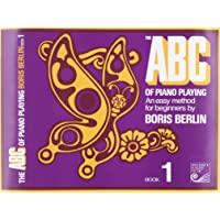 ABC1- ABC of Piano Playing Bk 1 Berlin Latest