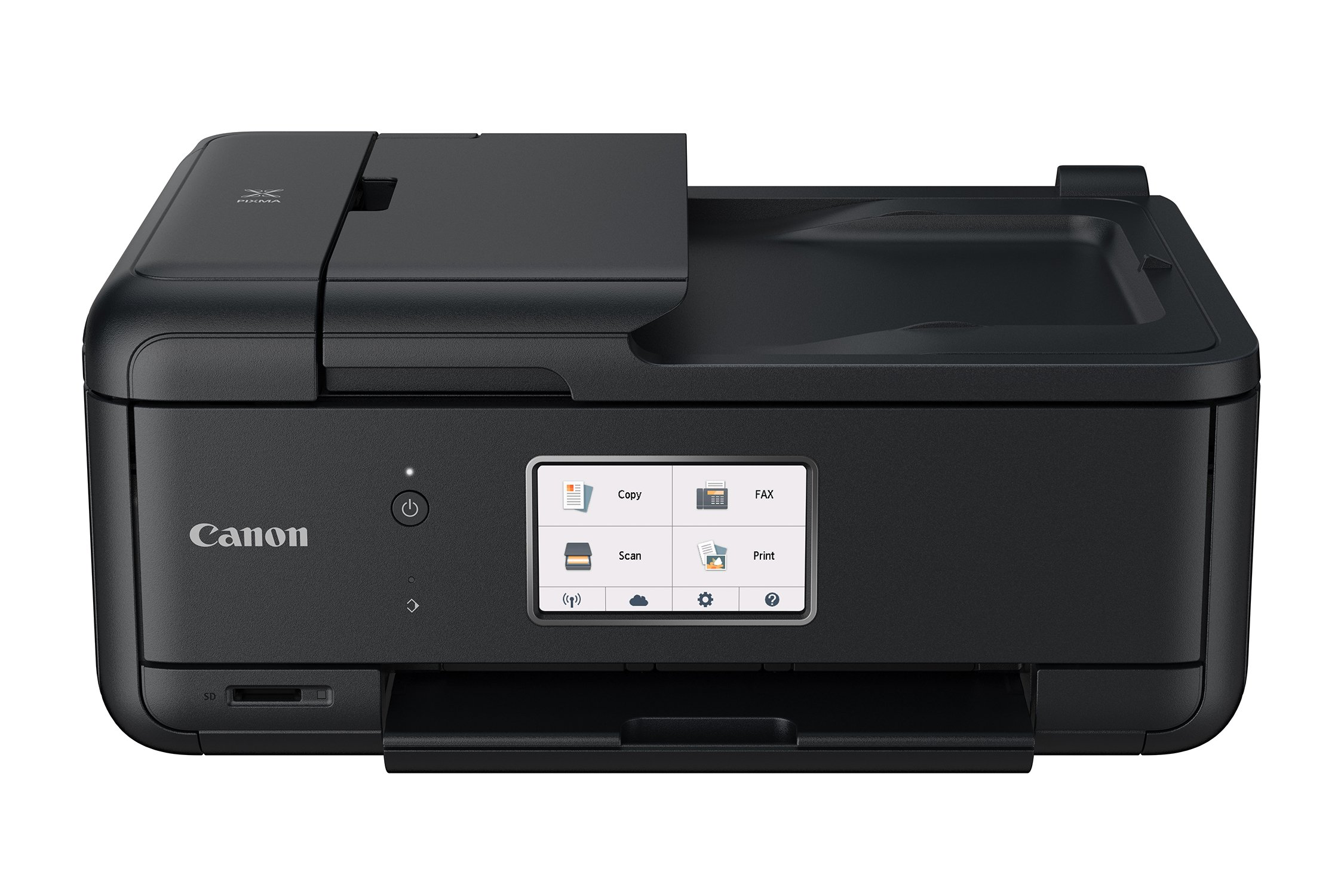 Canon PIXMA TR8520 Wireless All in One Printer | Mobile Printing | Photo and Document Printing, AirPrint(R) and Google Cloud Printing, Black by Canon (Image #6)
