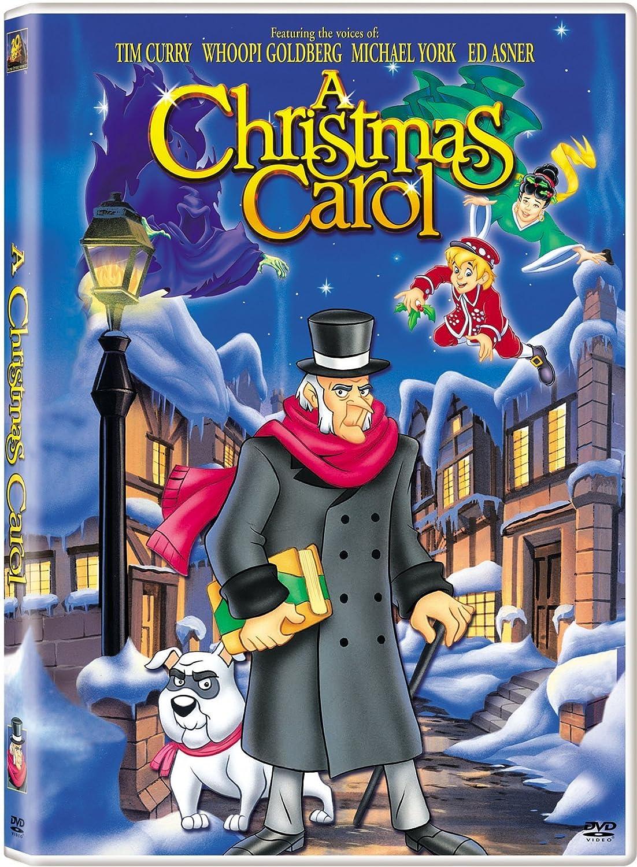 Amazon.com: A Christmas Carol: Tim Curry, Whoopi Goldberg, Michael ...