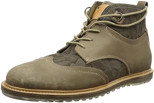 nobrand Lima, Botines para Hombre, Marrón (Taupe), 41 EU: Amazon.es: Zapatos y complementos