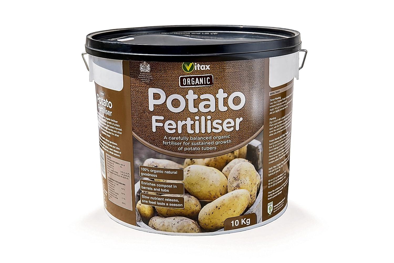 Organic Potato Fertiliser 10kg tub Vitax