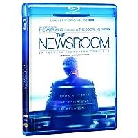 The Newsroom Temporada 3 [Blu-ray]