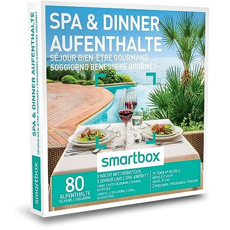 SMARTBOX soggiorni Svizzera - Confezione regalo - Spa & Dinner - 3 ...