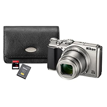 Amazon.com: Nikon Coolpix A900 20 MP cámara digital Bundle ...