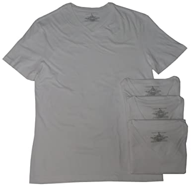 c33670eb Image Unavailable. Image not available for. Color: Tommy Hilfiger Mens Classic  V-Neck Tees ...