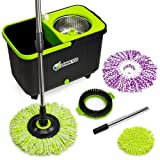 Amazon Price History for:LINKYO Spin Mop Bucket System - Microfiber Mop with Easy Wringer Bucket