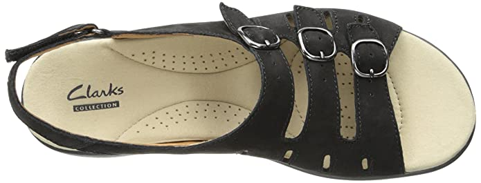 6f07e0e2801c Clarks Women s Saylie Medway Espadrille Sandal