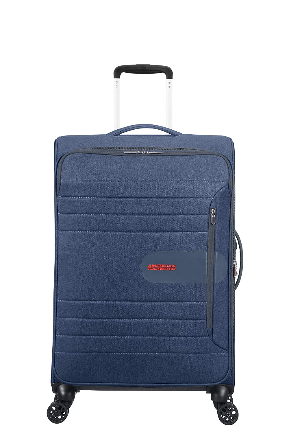 Spinner 55//20 Bagage Cabine 40 liters American Tourister Sonicsurfer Dark Shadow 55 cm Gris