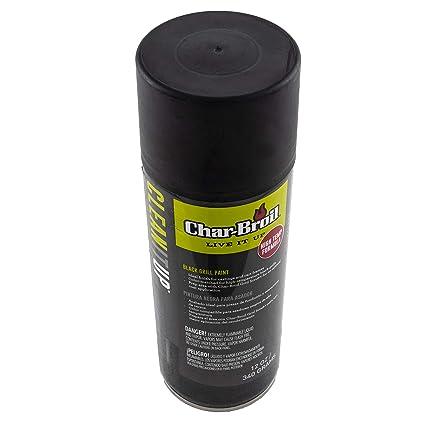 Amazon.com: Char-Broil alta temperatura parrilla pintura ...