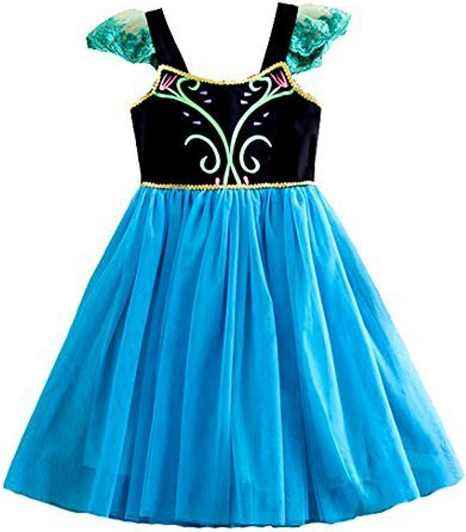 Amazon.com: Cokos Box - Disfraz de princesa de hada y reina ...