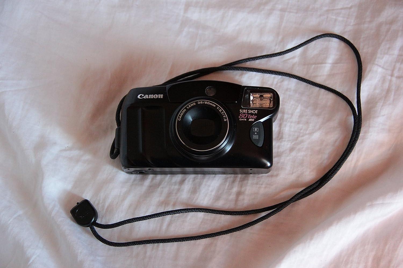 Canon Sure Shot 38//80mm Camera 80U