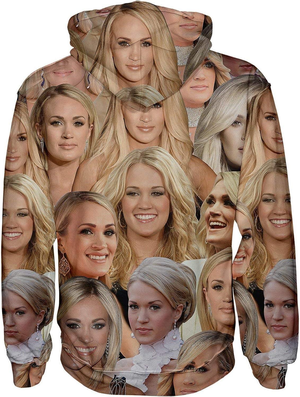 Carrie Underwood Pullover Hoodie