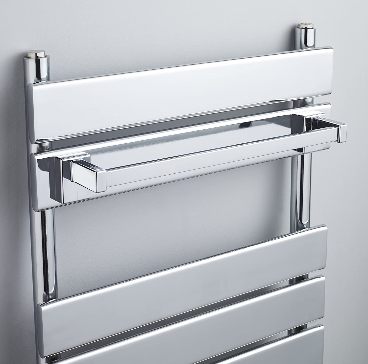 amazing hudson reed acc magnetic towel rail chrome amazoncouk diy u tools with fr hudsonreed com. Black Bedroom Furniture Sets. Home Design Ideas